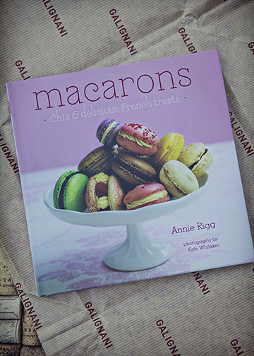 Macarons Book Cover