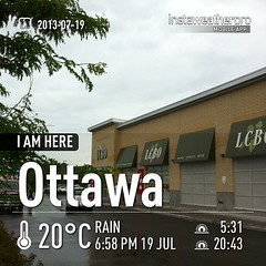 #weather #instaweather #instaweatherpro  #sky #outdoors #nature #world #ottawa #canada #day #summer #ca