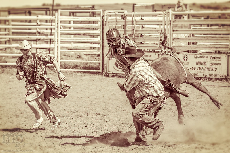 Gooseberry Lake : 4-H Rodeo 2013 : Being Chaperoned