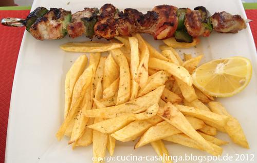 Restaurant Faros - Souvlaki