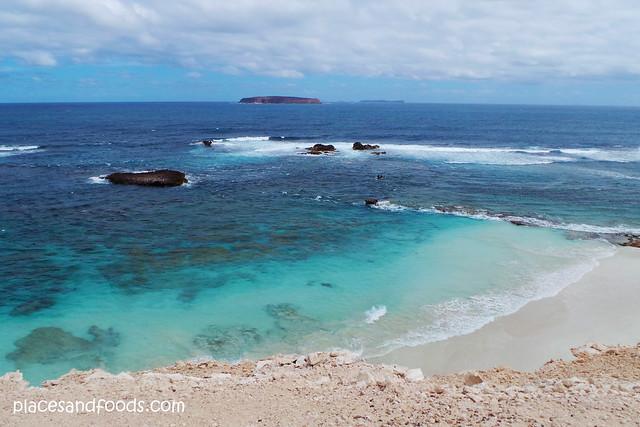 golden island scenery