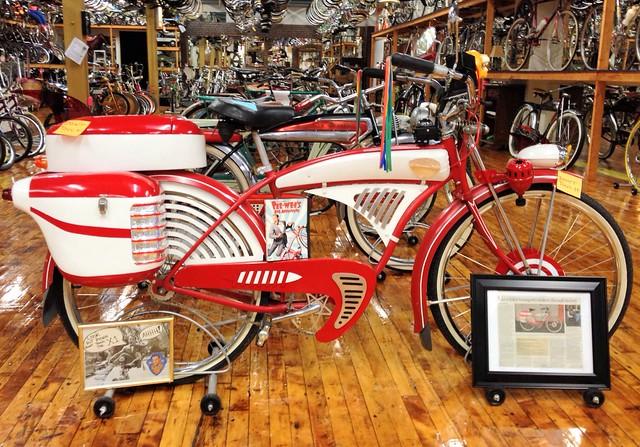 Bicycle Heaven Pittsburgh, Pennsylvania - Atlas Obscura