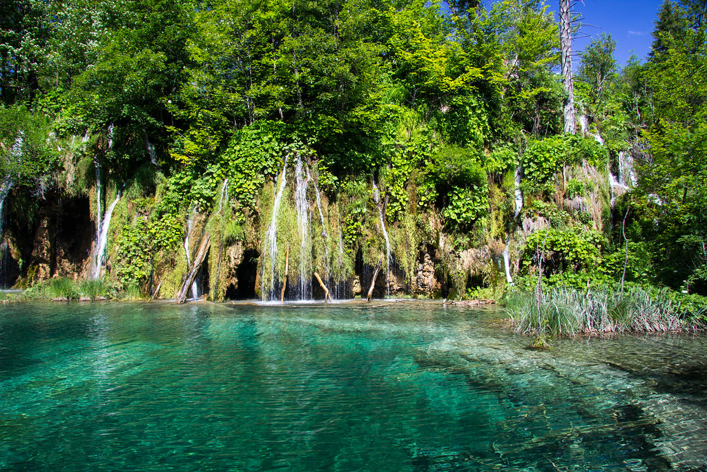 Plitvice Lakes by Magnus von Koeller on Flickr