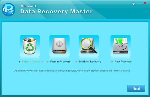 Vibosoft Data Recovery Master v5.0.0.1
