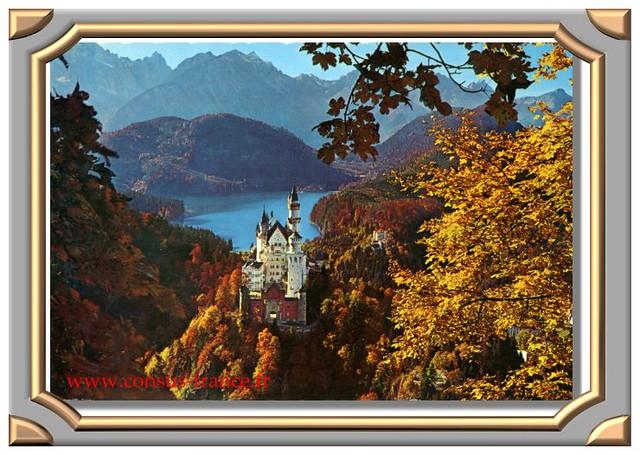 Le Château de Neuschwanstein-70-150