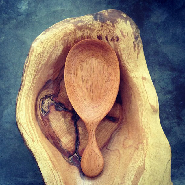 My second spoon