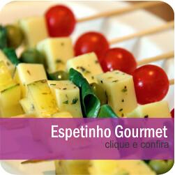 Espetinho Gourmet