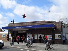 Picture of Dagenham Heathway Station