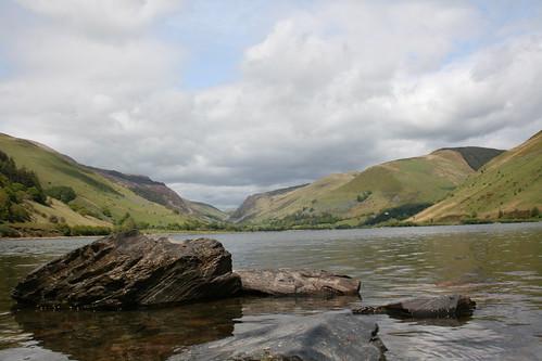 lake nature wales landscape natural llynmwyngil