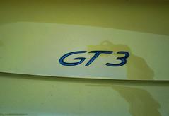Porsche 911 GT3 '99 3.6 - Photo of Lias-d'Armagnac