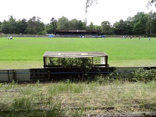 VfR Kaiserslautern II v SC Siegelbach at Waldstadion Erbsenberg