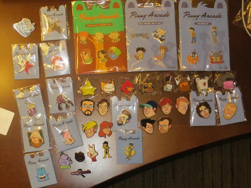 pinny arcade pax key 2013 pins pokemon go fusion