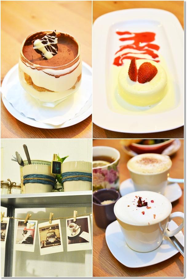 Desserts @ 42 Foodies