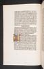 Illuminated initial in Valerius Maximus, Gaius: Facta et dicta memorabilia