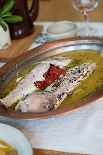 Acqua Pazza 拿坡里瘋狂水煮魚