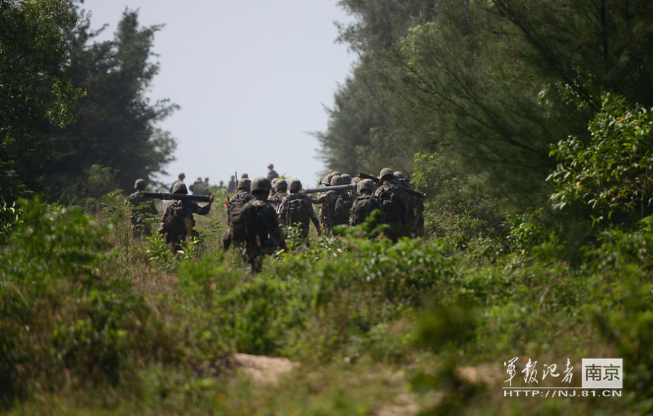 9867192886_9474270ac6_b - China conducts massive 'island reclamation' military exercise - Talk of the Town