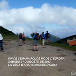 2013.08.31-Fin de semana por Picos de Europa - Vega d'Ariu