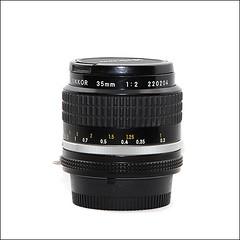Nikon Ai-s 35mm f2.0