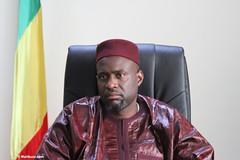 Entretien avec le Ministre Moussa Mara, a l´occasion de la Journée Internationale de la Ville 7