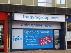 Picture of Gym, 6 Suffolk House, George Street