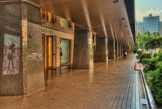 Photo:帝国ホテル前で 1 By jun560