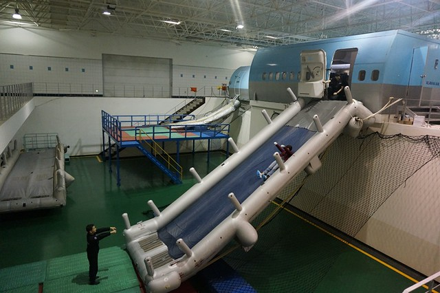 Korean Air Building - Korea - Aviation Facility Tour - asian on air blogger-039