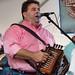 Richard LeBouef and Two Step at Festivals Acadiens et Créoles, Lafayette, Oct. 12, 2013