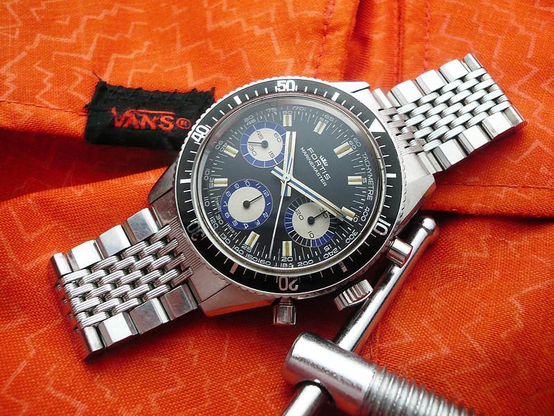 Big ol' tool watch - Bulova Marine Star - Page 2