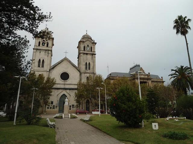 Parroquia Nuestra Señora de Aranzazu