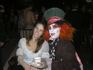 Allison Cameron Gray and the Mad Hatter