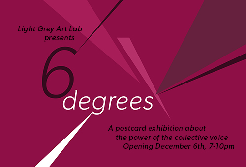 6 Degrees Opening Reception