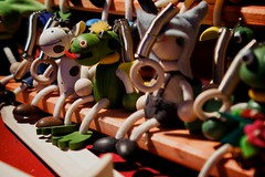 Southbank Christmas Market - Wooden Toys