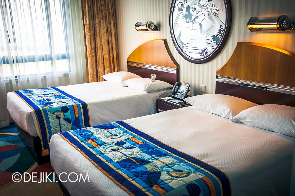 Disney's Hollywood Hotel - Garden View Room