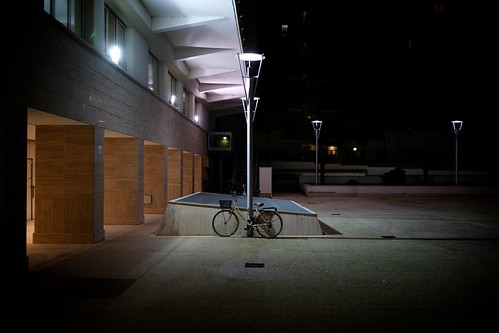 """283/365 - """"Night Walking"""" nr.10 by Luca Rossini"""