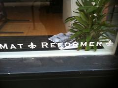 Mat Reformer
