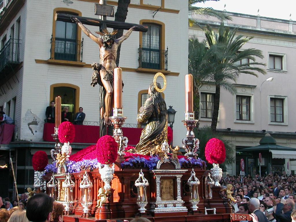 Hermandad de la Hiniesta, Sevilla.
