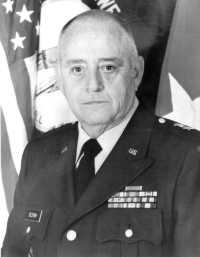 Maj. Gen. Robert DeZarn