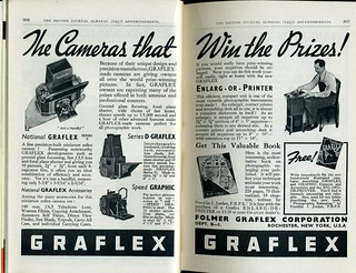 Graflex - The cameras that win the prizes - 1937