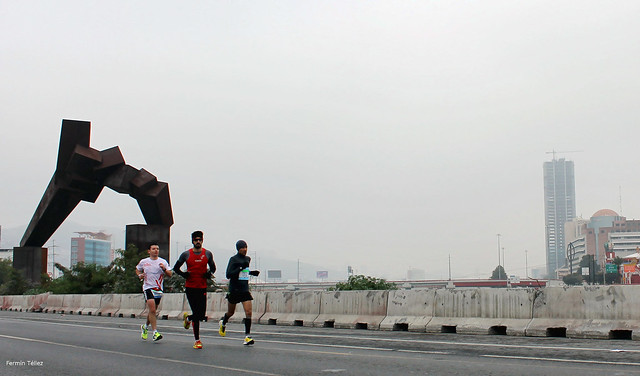 Maratón Monterrey 2013