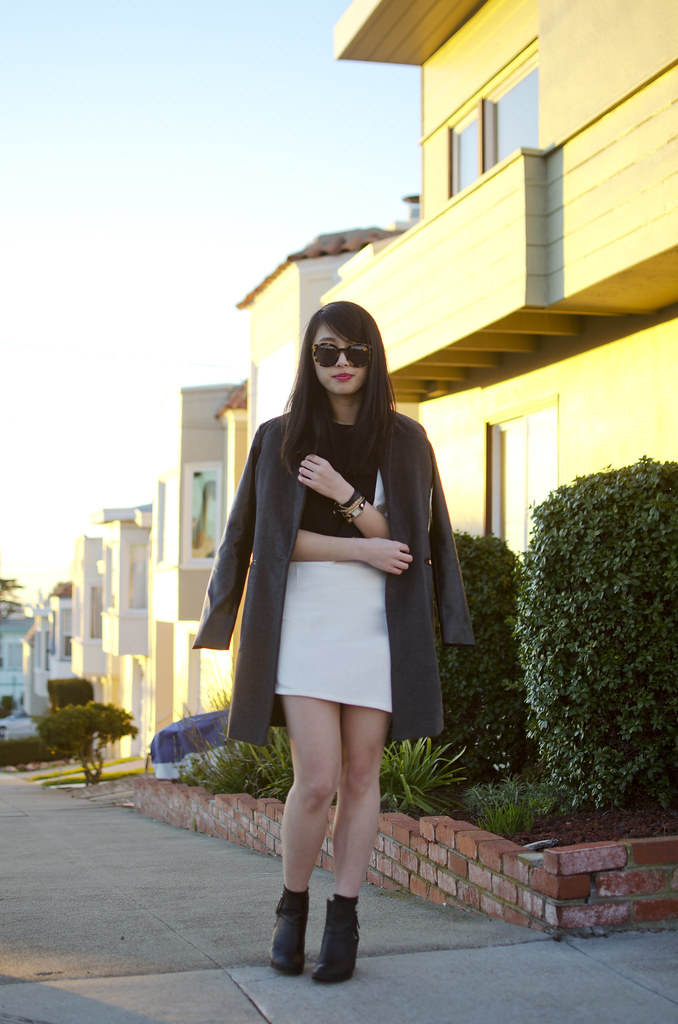 choies dress, shift dress, color block dress, forever 21 style, outfit of the day, winter outfit