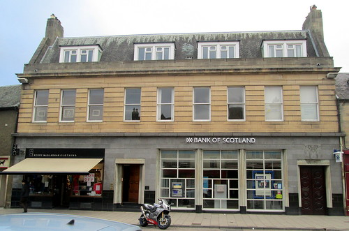 Art Deco Bank Peebles
