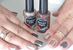 hand, nail care, finger, nail polish, glitter, nail, pink, manicure, cosmetics,