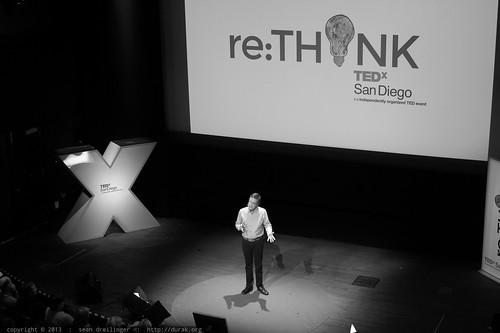 Jack Abbott Introduces Sarah Susanka   TEDxSanDiego 2013
