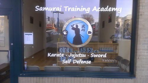 Samurai Training Academy 1
