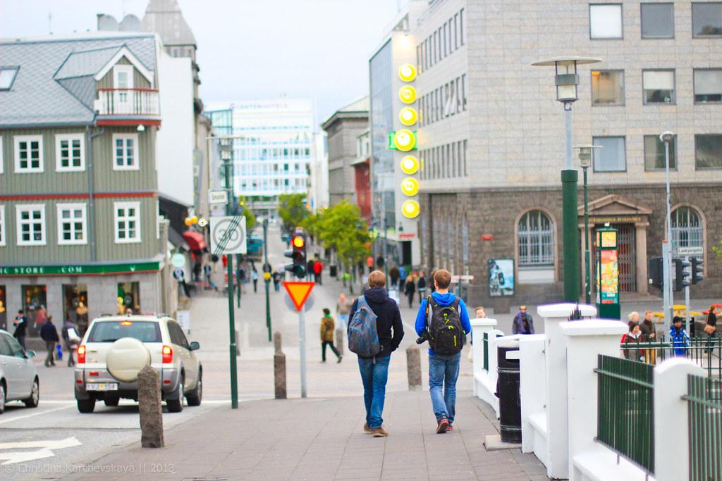 Reykjavik [39]