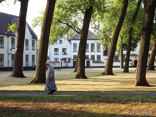Beguinage of Bruges