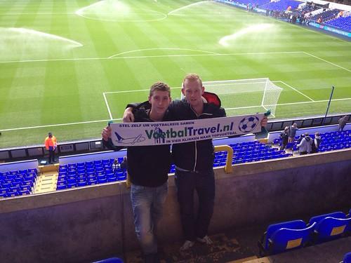 Tottenham Hotspur - Hull City
