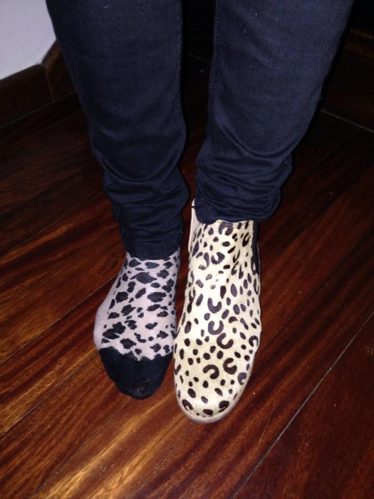 Calcetín y bota [98/365]