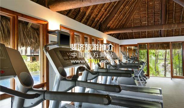 斐济威斯汀水疗度假酒店健身中心