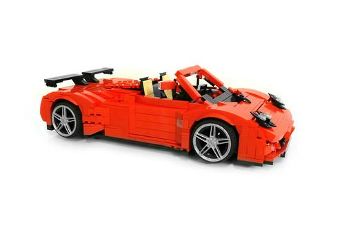 Pagani Zonda Roadster (3)